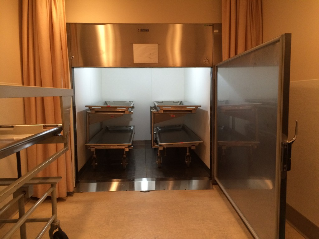 Hospital Lab Enviro Chambers Frontier Refrigeration