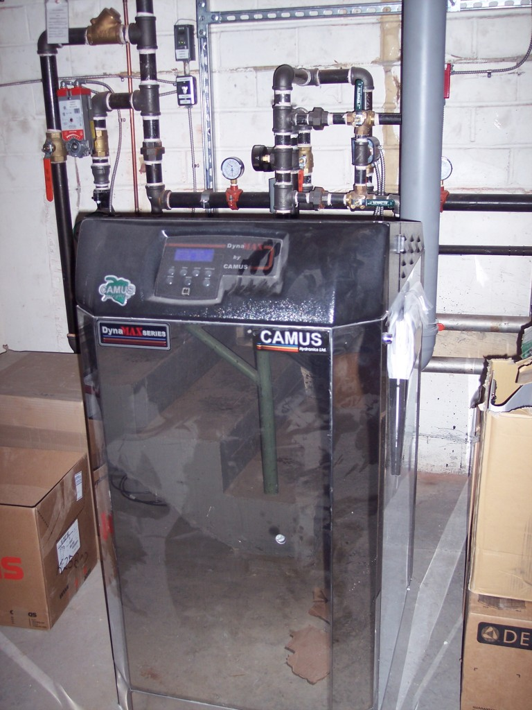 Boilers Frontier Refrigeration